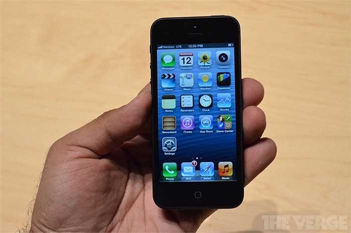 Chiếc iPhone lần này đã bị tiết lộ nhiều hình ảnh trước khi ra mắt