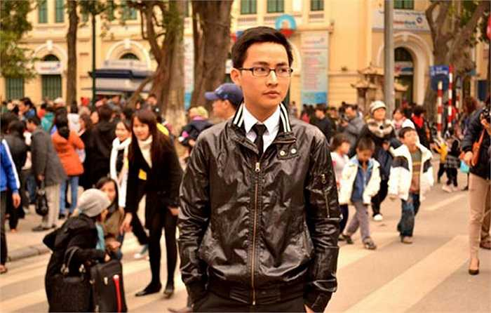 Hiện tại, các học sinh yêu mến thầy Minh đang kêu gọi bình chọn cho thầy giáo mình trong cuộc đi Gương Mặt Đẹp (Starlook).