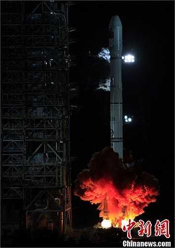 Trung Quốc phóng tên lửa đẩy Trường Chinh -3B diễn ra trong bối cảnh quan hệ căng thẳng hai nước Trung - Nhật đối với chủ quyền quần đảo Điếu Ngư/Senkaku