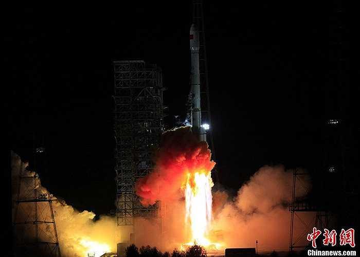 Trung Quốc chưa công bố về nhiệm vụ của 2 vệ tinh vừa được phóng lên