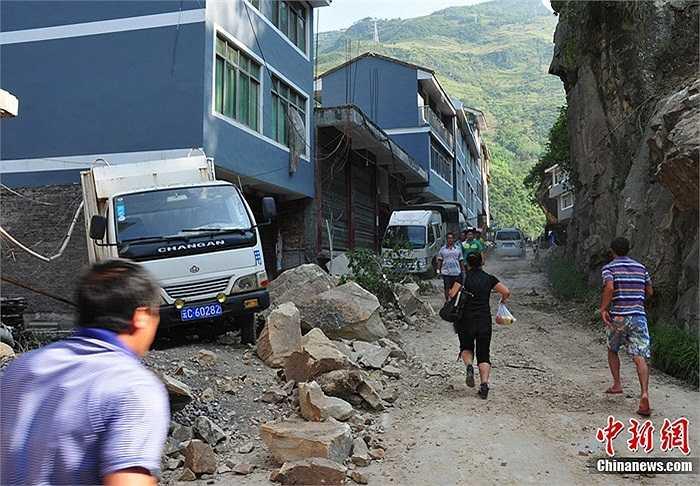 Phần lớn các nạn nhân thiệt mạng là người huyện Nghi Lương, tỉnh Vân Nam