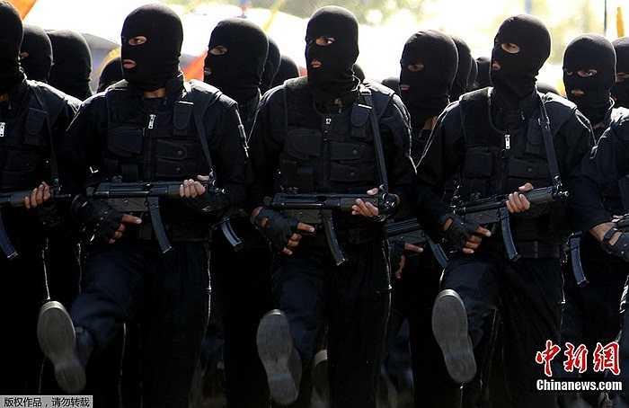 Binh lính đặc nhiệm Iran