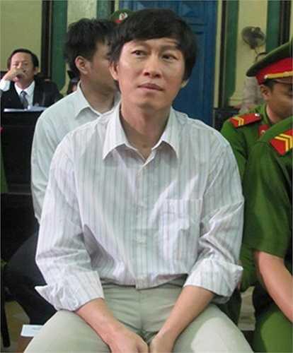 Bị cáo Hoàng Khương.