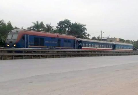 Công an Quảng Ninh phải thuê cả tàu hỏa mới có thể đột kích vào triệt phá sới bạc khủng này