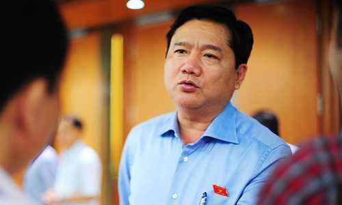 Bí thư Thành ủy TP.HCM Đinh La Thăng