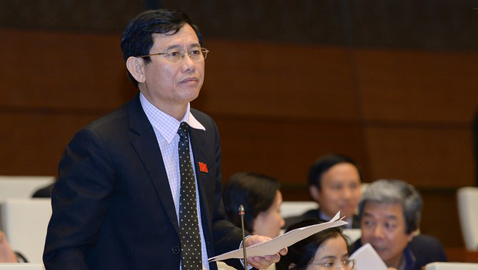 Đại biểu Nguyễn Ngọc Phương (Quảng Bình)