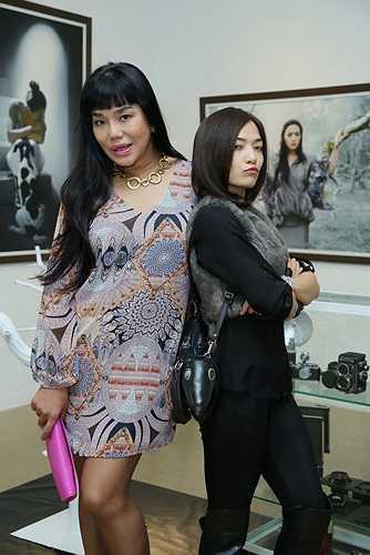 Ca sỹ Cindy Thái Tài