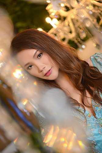 Nữ giám khảo của X-Factor mùa đầu tiên này chia sẻ, cô rất háo hức tham gia chương trình, bởi ê kíp thực hiện cũng là đồng hương Quảng Ninh và có nhiều ý tưởng mới lạ.
