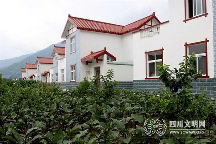 Làng Hoa Tây, tỉnh Tứ Xuyên được coi là ngôi làng giàu nhất Trung Quốc