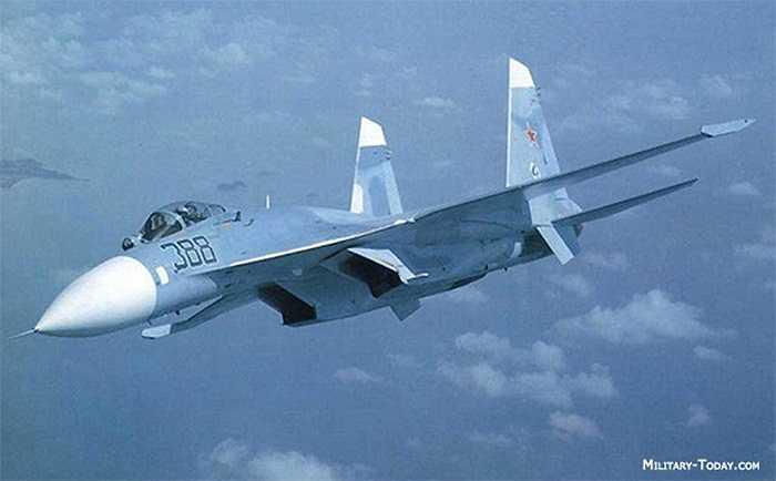 Tiêm kích tàng hình Nga Sukhoi Su-27