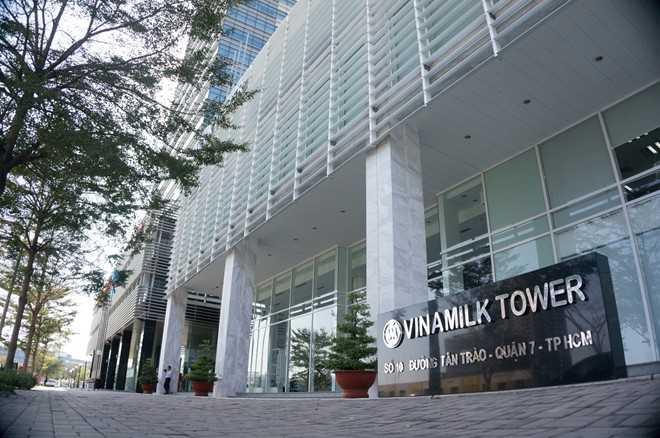 Chiêm ngưỡng văn phòng hiện đại của công ty Vinamilk