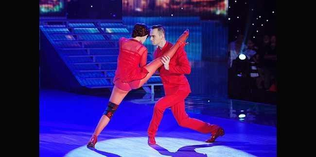 Trong đêm liveshow 6 với chủ đề Điệu nhảy kết hợp, Thu Thủy một lần nữa khiến khán giả không thể không yêu thích với điệu Tango uyển chuyển và điệu Paso đòi hỏi kỹ thuật cao.