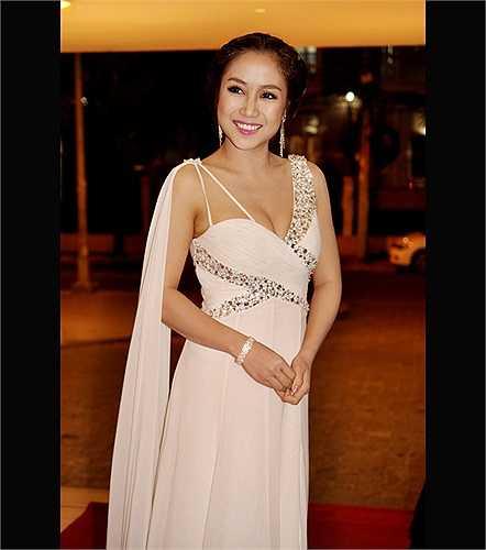 Ốc Thanh Vân cũng là một cái tên ứng cử viên sáng giá cho giải quán quân.