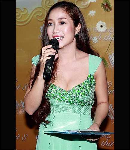 Nữ diễn viên kiêm MC tên tuổi này chưa bao giờ thôi hot trong các lĩnh vực cô tham gia.