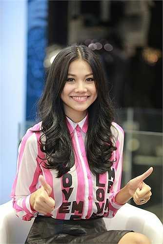 Thanh Hằng là người có bề dày kinh nghiệm làm việc trong ngành thời trang Việt Nam.