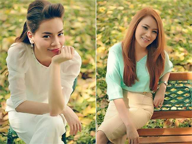 Đầu tháng 3, hai nữ ca sỹ nổi tiếng và tài năng là Hồ Ngọc Hà và Hồ Quỳnh Hương chính thức trở thành giám khảo của cuộc thi X-Factor Việt Nam. Cả hai đều nhận được sự ủng hộ và yêu quý nhiệt tình từ phía thí sinh và người hâm mộ.