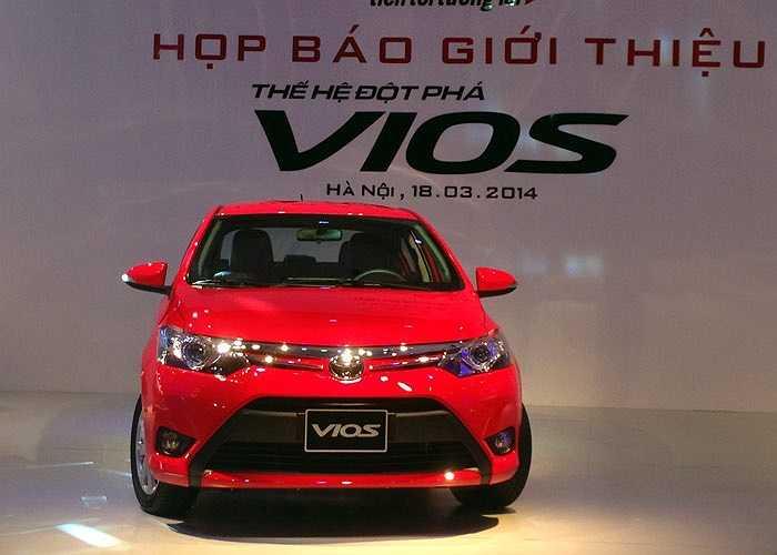 Không đổi giá, tăng thêm phiên bản và thay đổi khá toàn diện, Toyota Vios có lấy lại được vị trí số 1 từ đối thủ Honda City?