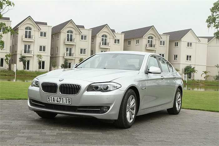 Dính lỗi trục cam, hơn 300 xe BMW sản xuất từ tháng 7/3012 đến tháng 6/2013 phải về xưởng kiểm tra, sửa chữa tại Việt Nam.