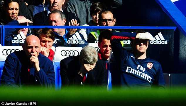 Wenger: tất cả là lỗi tại tôi