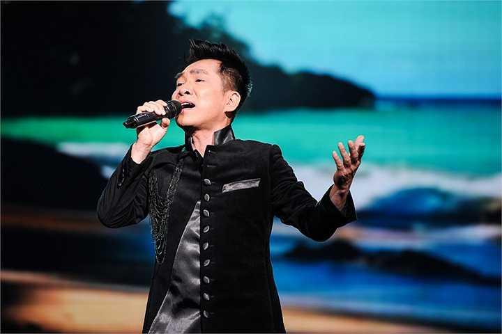 Ca sỹ Quang Thành