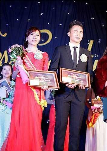 Cặp đôi của Đoàn Thị Linh cũng giành giải Nhất