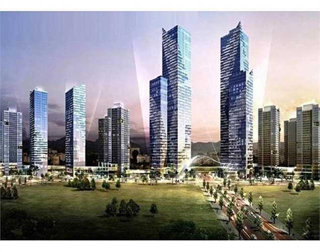 Dự án Usilk City do Công ty Cổ phần Sông Đà Thăng Long (SĐTL) làm chủ đầu tư có quy mô 9,2ha và mức đầu tư 10.000 tỷ đồng nằm trên đường Lê Văn Lương kéo dài, Hà Nội. Dự án được xây dựng quy mô lớn gồm 13 toà nhà cao tầng hiện đại từ 25 đến 50 tầng.