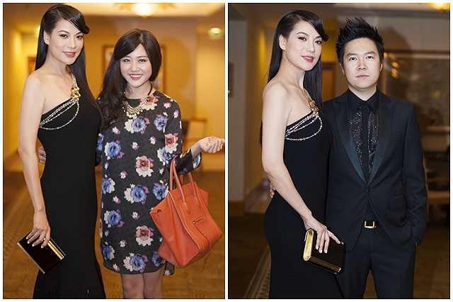 Cùng xuất hiện trong một sự kiện, Văn Mai Hương gặp lại người tình cũ Lê Hiếu nhưng cả hai đều tránh mặt nhau
