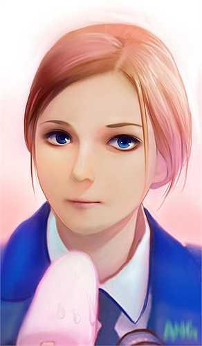 Cư dân mạng Nhật Bản nói Poklonskaya là 'nữ luật sư đẹp nhất thế giới', thậm chí Poklonskaya còn được cho là 16 tuổi chứ không phải 33 tuổi
