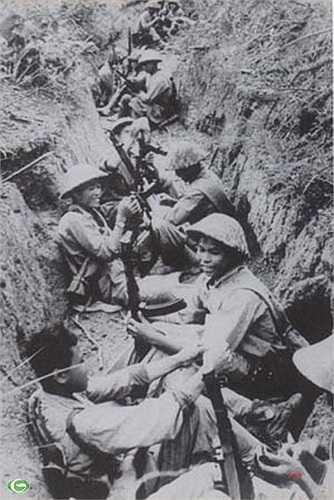Những chiến sĩ anh hùng trong chiến dịch Điện Biên Phủ