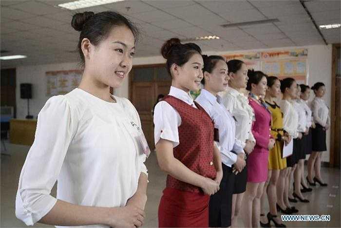 Cuộc tuyển dụng tiếp viên hàng không này nằm trong kế hoạch nhân sự hàng năm của Hãng máy bay Hainan.