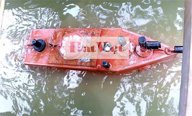Ông Nguyễn Quốc Hòa cho biết, đây sẽ là lần cuối cùng ông thử nghiệm trong chiếc bể này. Sau đó, ông dự định sẽ điều chỉnh lại một số tính năng và mang con tàu ra một hồ gần khu công nghiệp để thử nghiệm khả năng di chuyển của con tàu.