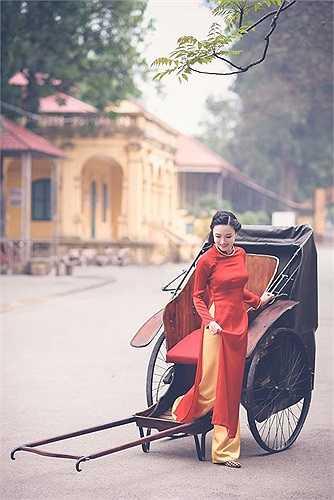 Cô gái xinh xắn Hoàng Kiều Chi là một trong 10 gương mặt xuất sắc nhất cuộc thi