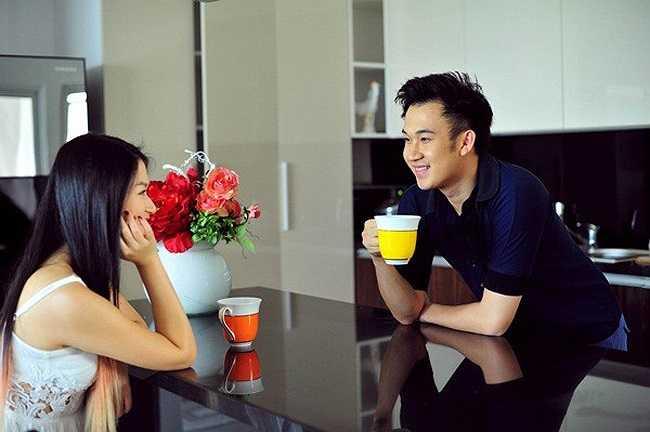 Căn nhà mới tậu của Dương Triệu Vũ là một căn hộ cao cấp và sang trọng ở khu vực quận 7, Tp.HCM.