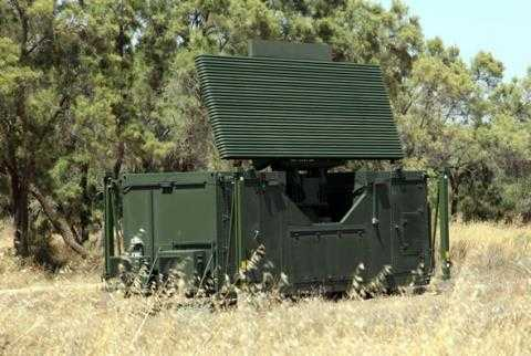Trạm radar cơ động ELM 2106