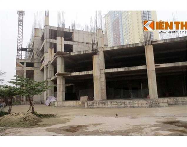 Dự án do Công ty Cổ phần Đầu tư Phát triển Đô thị Thăng Long nằm ngay ngã tư đường Lê Đức Thọ - Hàm Nghi, gần Sân vận động Mỹ Đình và gần rất nhiều trường đại học, bệnh viện lớn.