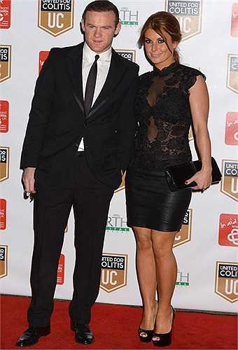 Rooney và vợ
