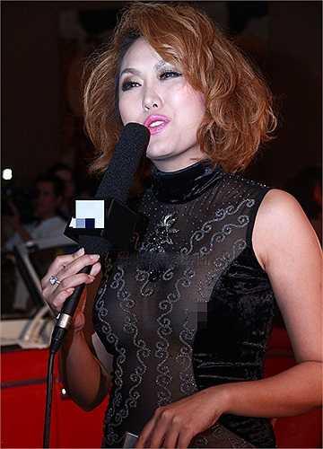 Phi Thanh Vân xưa nay được tiếng là mỹ nhân có phong cách thời trang bạo.