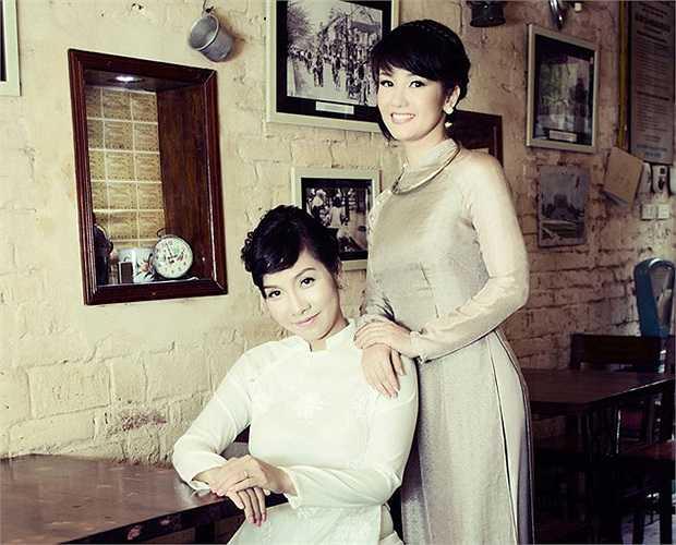 Hai diva của làng nhạc Việt đều có những ngôi nhà vườn triệu đô đáng ngưỡng mộ.