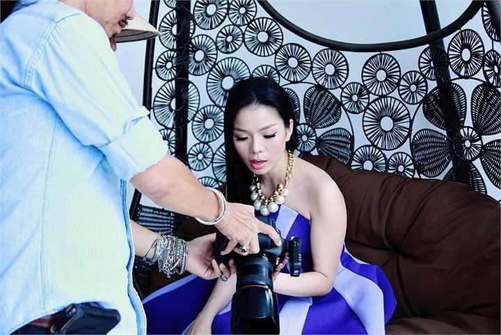 Liveshow kỉ niệm 15 ca hát của cô được thực hiện hoành tráng ở TP.HCM và Hà Nội vào tháng 12/ 2013 đã củng cố thêm vị trí của nữ ca sỹ trong lòng người hâm mộ.