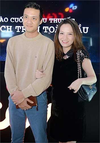 Họ dần trở thành gia đình điển hình trong showbiz Việt.