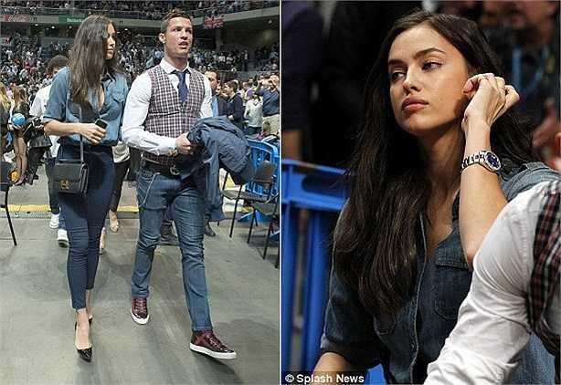 Xem ra, có thể đây chính là lý do Ronaldo đang cực kì thoải mái trước trận đánh lớn tại Champions League