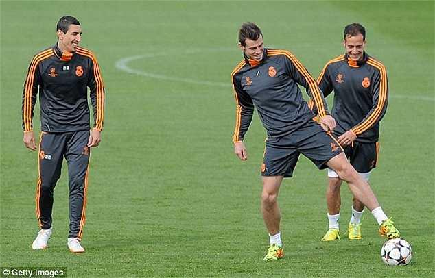 Tiền vệ người xứ Wales và Ronaldo chính là hai mũi nhọn nguy hiểm nhất bên phía Real