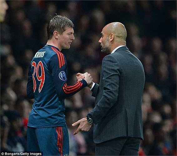 Không chứng tỏ được nhiều, có khả năng, Toni Kross sẽ bị đẩy khỏi Bayern Munich