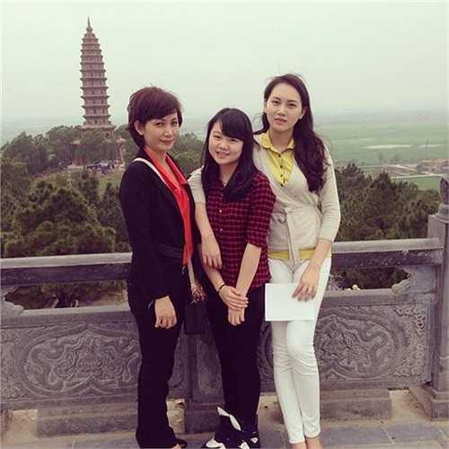 Phạm Ngọc Thạch, em gái chồng, và chị gái