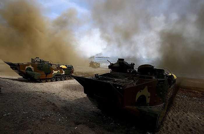 Một quan chức quân sự Triều Tiên nói các cuộc tập trận Mỹ - Hàn không thể ngăn chặn được tiềm lực quân sự Bình Nhưỡng