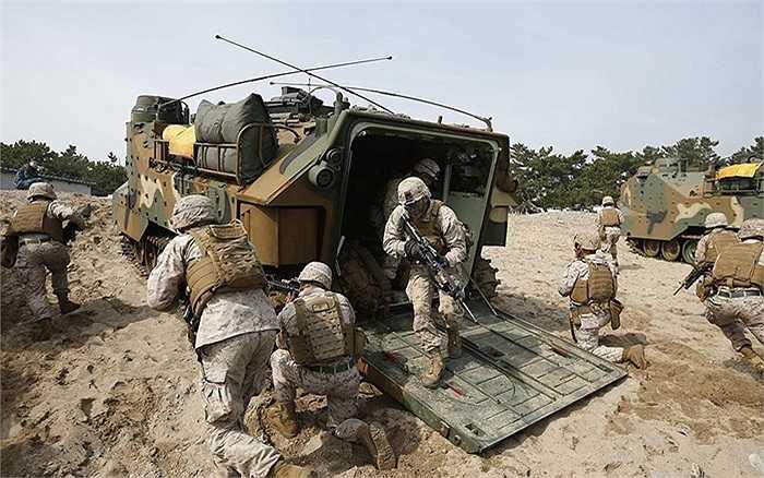 Triều Tiên lên án các cuộc tập trận của liên quân Mỹ - Hàn là mưu đồ xâm lược lãnh thổ