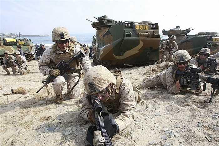 Tập trận đổ bộ đảo