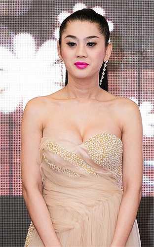 Lâm Chi Khanh luôn tự nhận mình đẹp, thậm chí cô còn nói nhiều người hỏi sao cô không đi thi Hoa hậu.