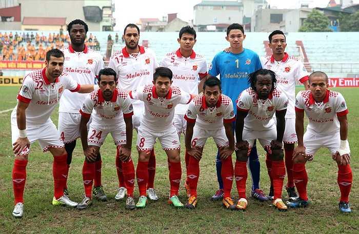Còn đây là đội hình xuất phát của CLB Kelantan (Malaysia)