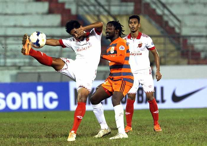 Trước khi hết giờ, Kavin đã có bàn thắng ấn định tỷ số 4-0 cho đội chủ nhà.
